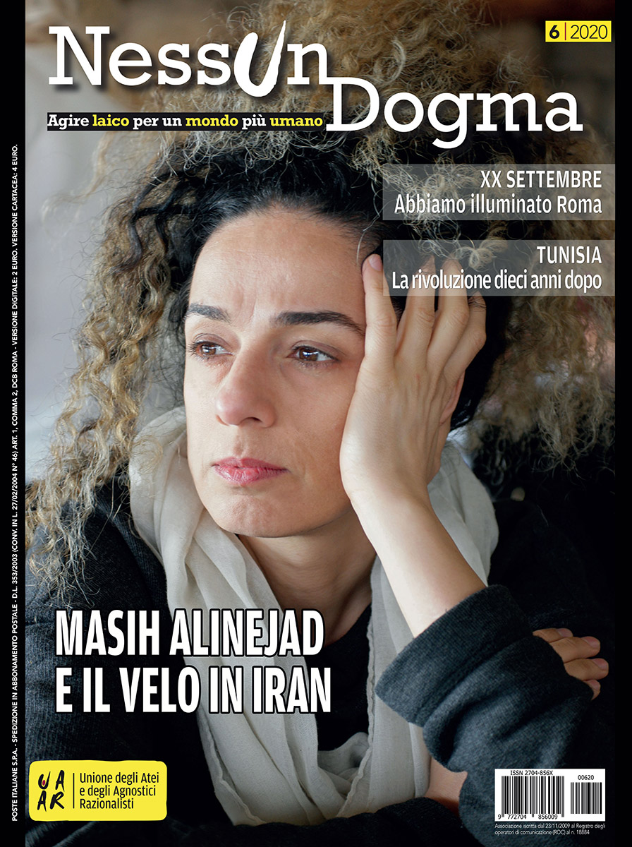 rivista nessun dogma N6
