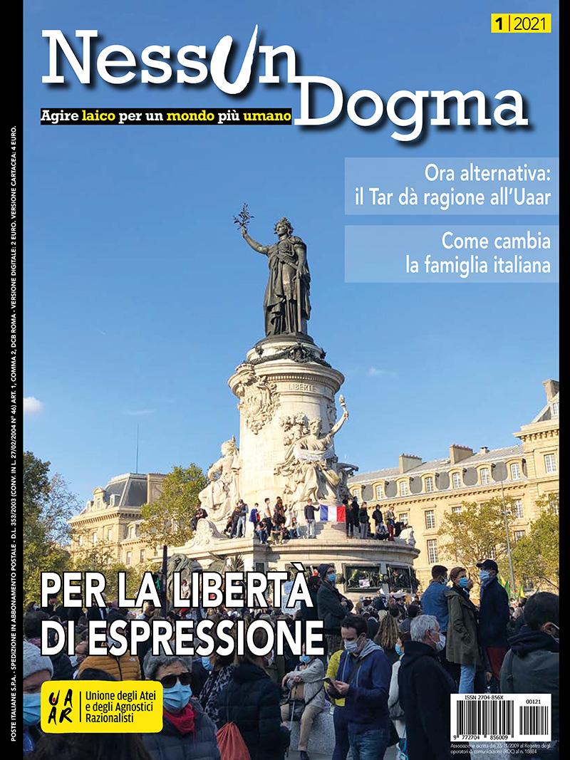 rivista nessun dogma N1/2021